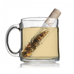 Zaparacz do herbaty szklany Tea Infuser Glass