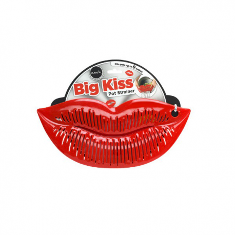 Cedzak Red Lips Strainer