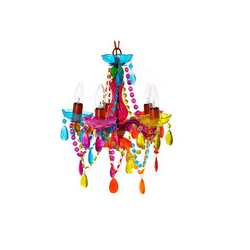Lampa wisząca Chandelier Gypsy Small (multikolor) Leitmotiv